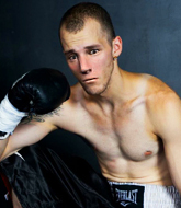 Mixed Martial Arts Fighter - Charlie Zelenoff