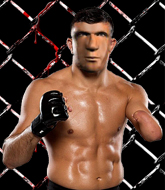 Mixed Martial Arts Fighter - Zahabi St. Georges
