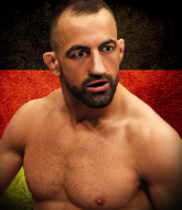 Mixed Martial Arts Fighter - Heribert Bosch