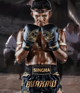 Mixed Martial Arts Fighter - Buakaw Singha