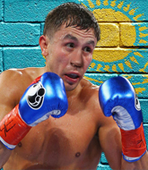 Mixed Martial Arts Fighter - Vadim Golovkin