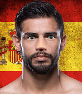 Mixed Martial Arts Fighter - Iker Ramirez