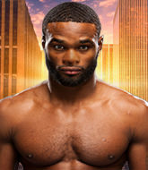 Mixed Martial Arts Fighter - Tyrell Williams