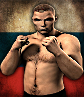 Mixed Martial Arts Fighter - Fiyero Lermontov