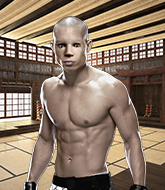 Mixed Martial Arts Fighter - Kento Kawamata