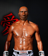 Mixed Martial Arts Fighter - Lambert George