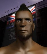 Mixed Martial Arts Fighter - Sinbad Baba