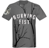 Burning Fist Apparel