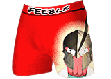 EL ZOIDO FEEBLE FIGHTWEAR